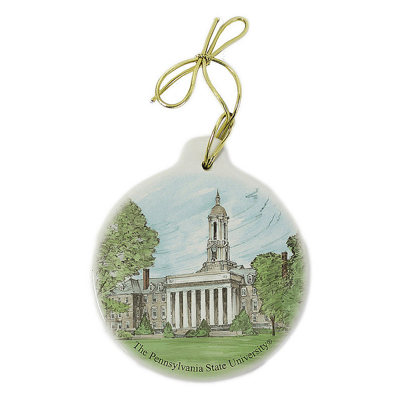 Penn State Pennsylvania State University Old Main Ornament Nittany Lions (PSU)
