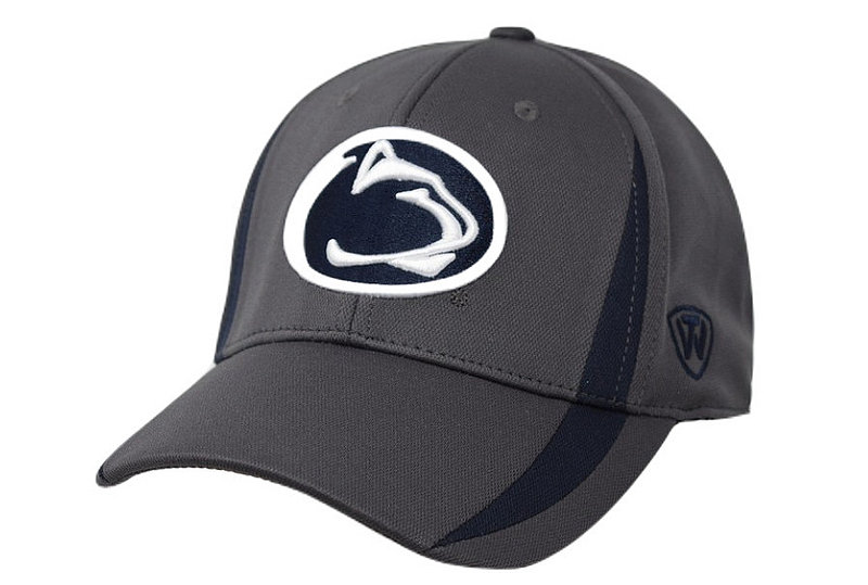 Penn State Performance Charcoal with Navy Inserts Hat Nittany Lions (PSU)