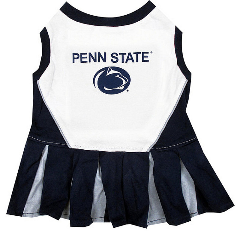 Penn State Pet Cheerleading Outfit Nittany Lions (PSU)