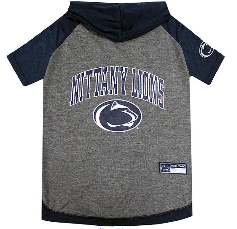 Penn State Pet Hoodie Tee Nittany Lions (PSU)
