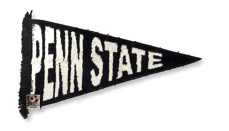 Penn State Plush Vintage Pennant Flag Rug Nittany Lions (PSU)