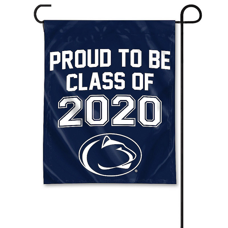 Penn State Proud to be Class of 2020 Garden Flag
