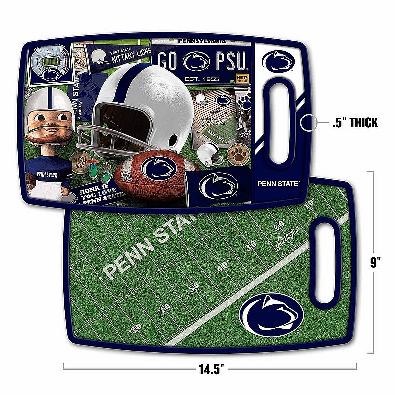 Penn State Retro Series Reversible Cutting Board Nittany Lions (PSU)