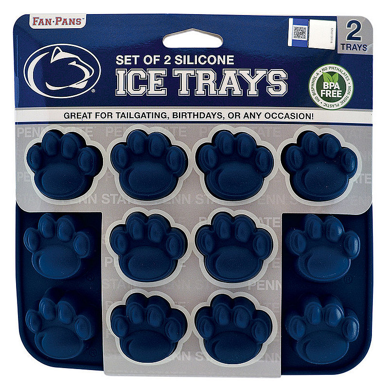 Penn State Silicone Ice Tray & Candy Mold Nittany Lions (PSU)