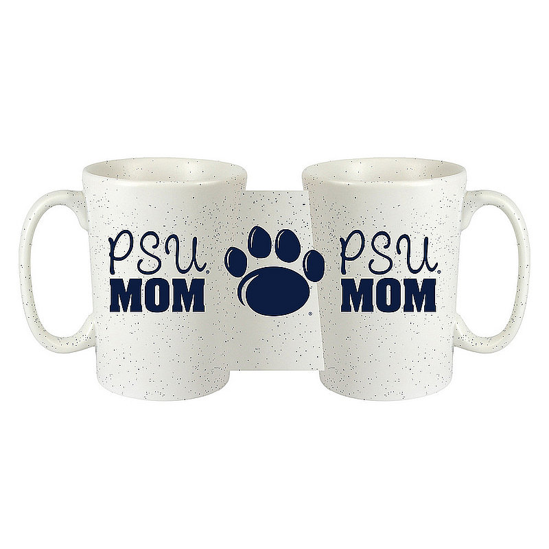 Penn State Speckled Paw Mom Mug Nittany Lions (PSU)
