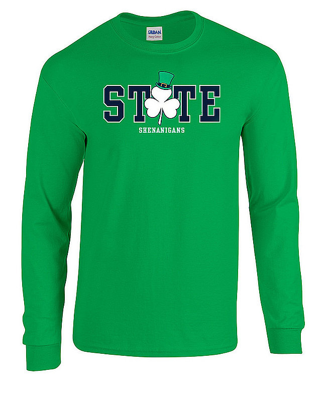 Penn State State Shenanigans Irish Green Long Sleeve Nittany Lions (PSU)
