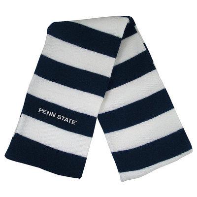 Penn State Striped Winter Scarf