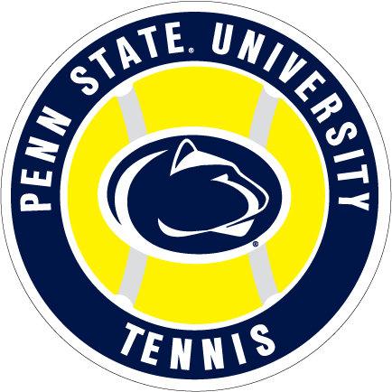 Penn State Tennis Magnet 4 Inch Nittany Lions (PSU) PSU051