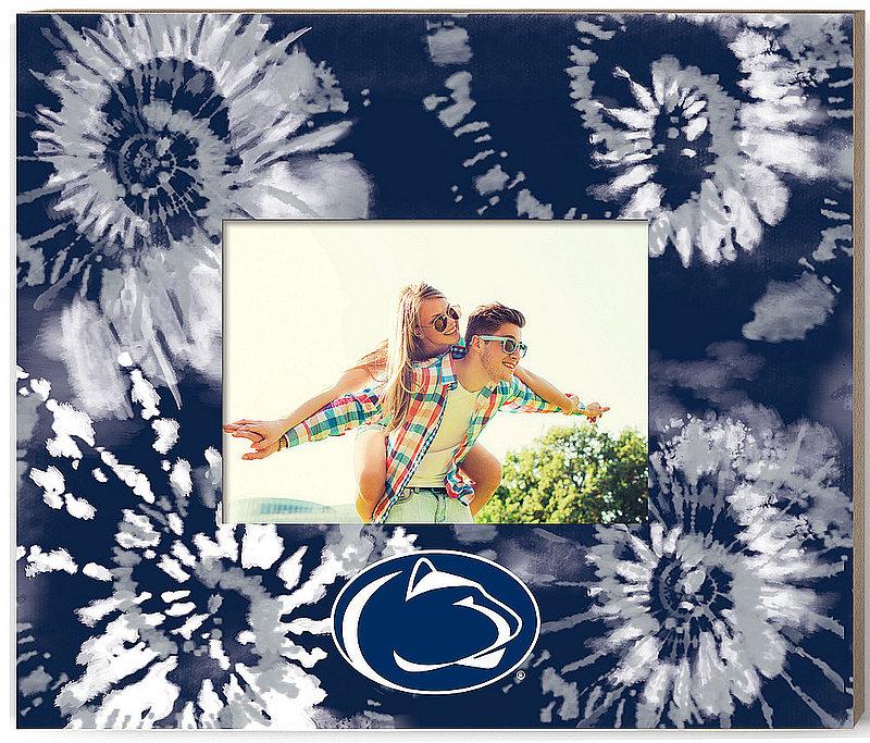Penn State Tie Dye Photo Frame Nittany Lions (PSU)