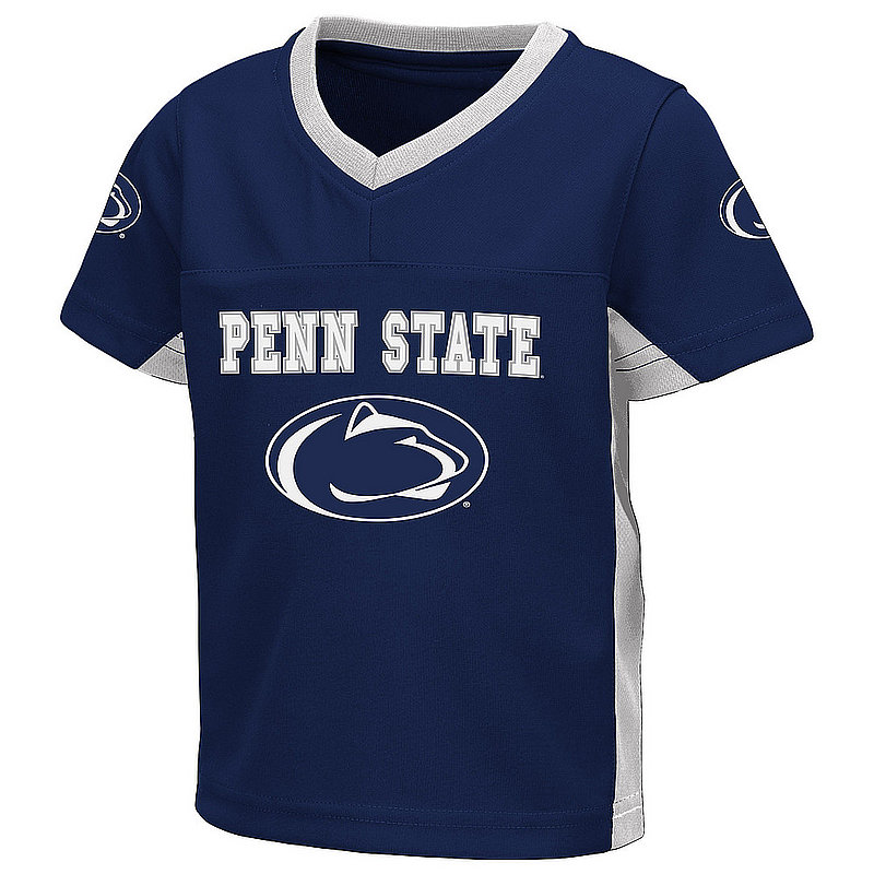 Penn State Toddler Football Jersey #1 Nittany Lions (PSU)