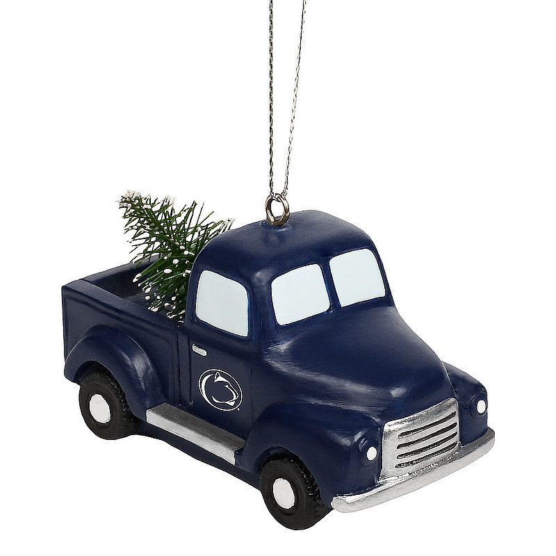 Penn State Truck With Tree Ornament Nittany Lions (PSU)