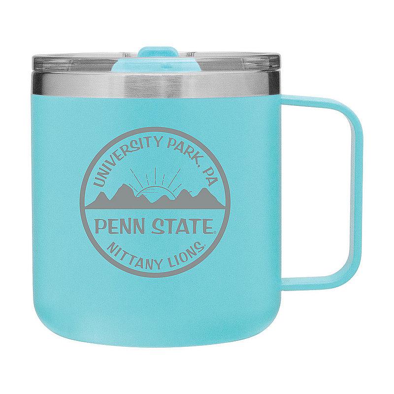 Penn State Tumbler Camp Mug Mint Nittany Lions (PSU)