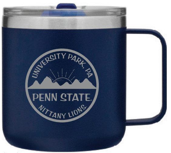 Penn State Tumbler Camp Mug Nittany Lions (PSU)