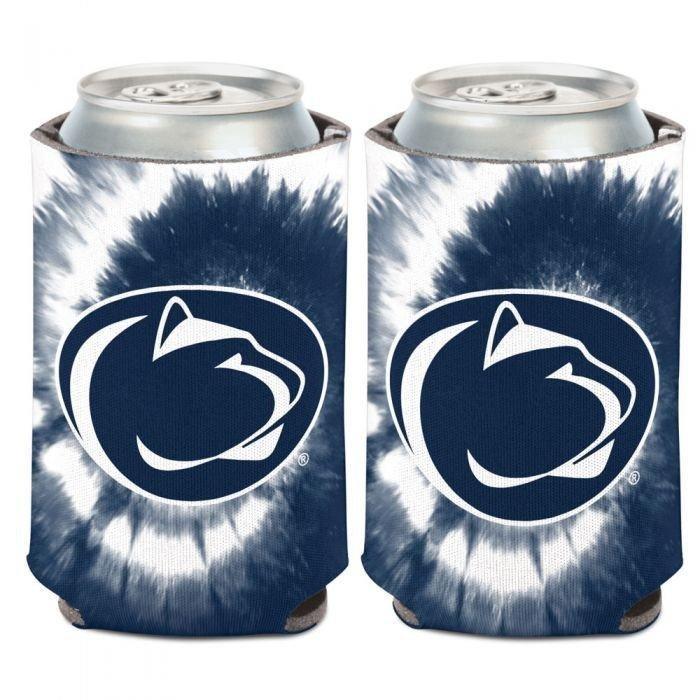 Penn State Tye Dye Can Cooler