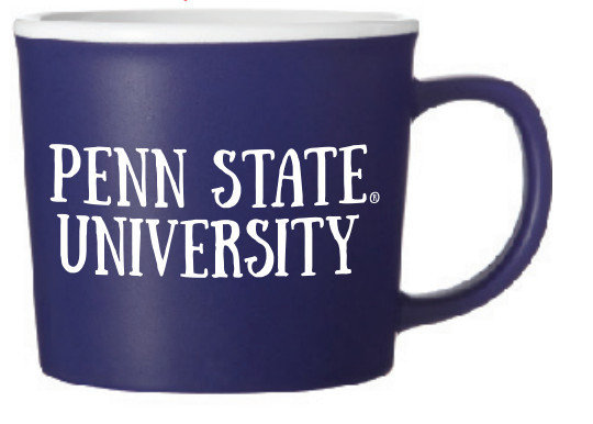 Penn State University 10 oz Navy Mug