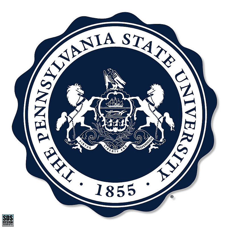 "Penn State University 3"" Seal Magnet Nittany Lions (PSU)"