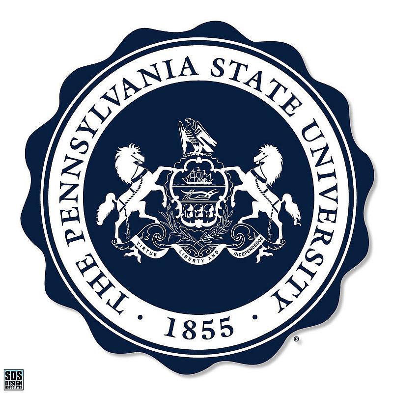 "Penn State University 6"" Seal Magnet Nittany Lions (PSU)"