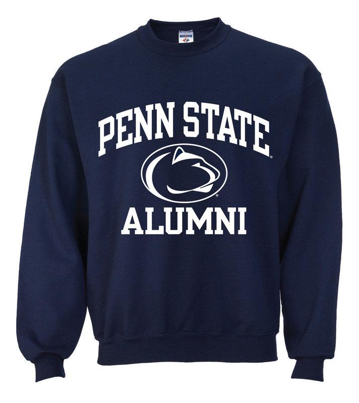 Penn State University Alumni Crewneck Sweatshirt Nittany Lions (PSU)