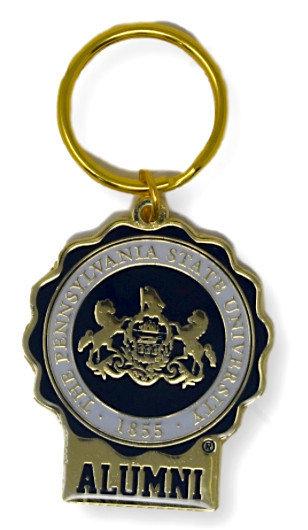 Penn State University Alumni Keychain Nittany Lions (PSU)