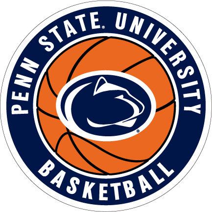 "Penn State University Basketball Magnet - 4"" Nittany Lions (PSU) PSU047"