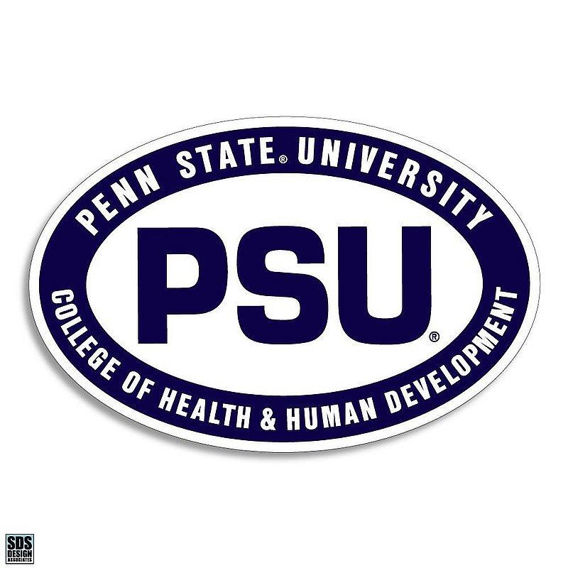 Penn State University College of Health & Human Development Magnet Nittany Lions (PSU)