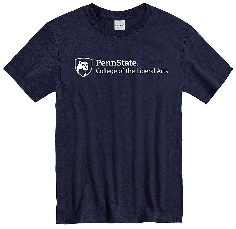 Penn State University College of Liberal Arts T-Shirt Nittany Lions (PSU)