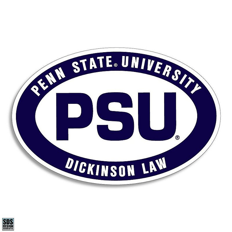 Penn State University Dickinson Law Magnet Nittany Lions (PSU)