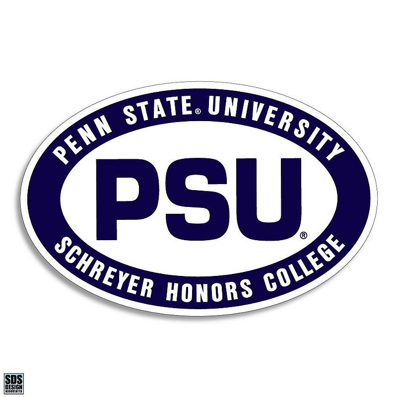 Penn State University Schreyer Honors College Magnet Nittany Lions (PSU)
