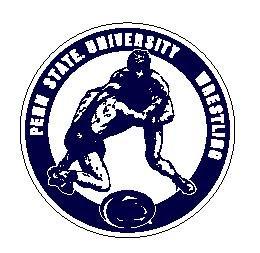 Penn State University Wrestling 6 Inch Magnet Nittany Lions (PSU) PSU090
