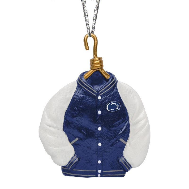 Penn State Varsity Jacket Ornament Nittany Lions (PSU)