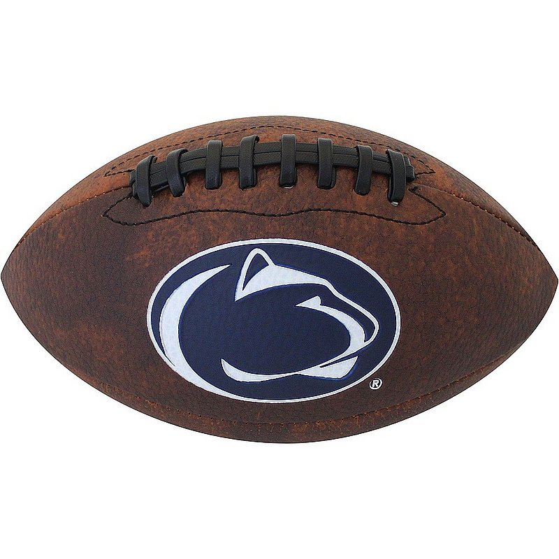 Penn State Vintage Style Mini Football 8 Inch Nittany Lions (PSU)