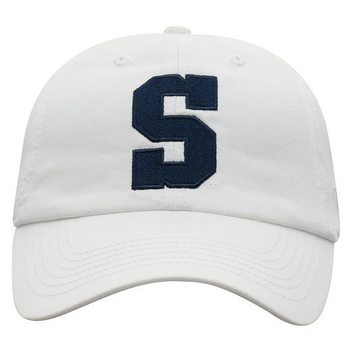 Penn State White Ladies Block S Hat Nittany Lions (PSU)