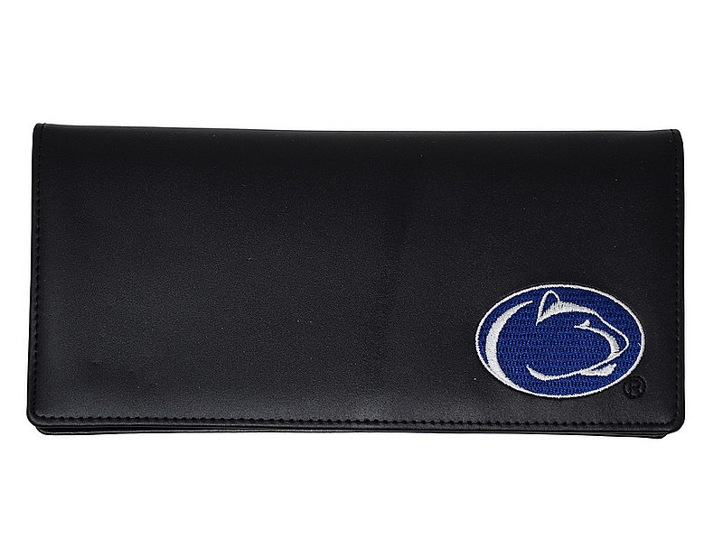 Penn State Women's Black Genuine Leather Wallet Nittany Lions (PSU)