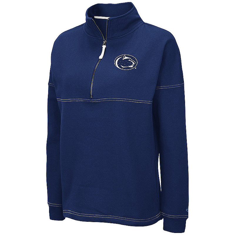 Penn State Women's Blingy Half Zip Pullover Nittany Lions (PSU)