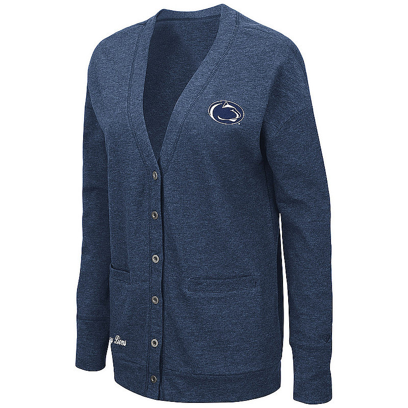 Penn State Women's Embroidered Cardigan Nittany Lions (PSU)