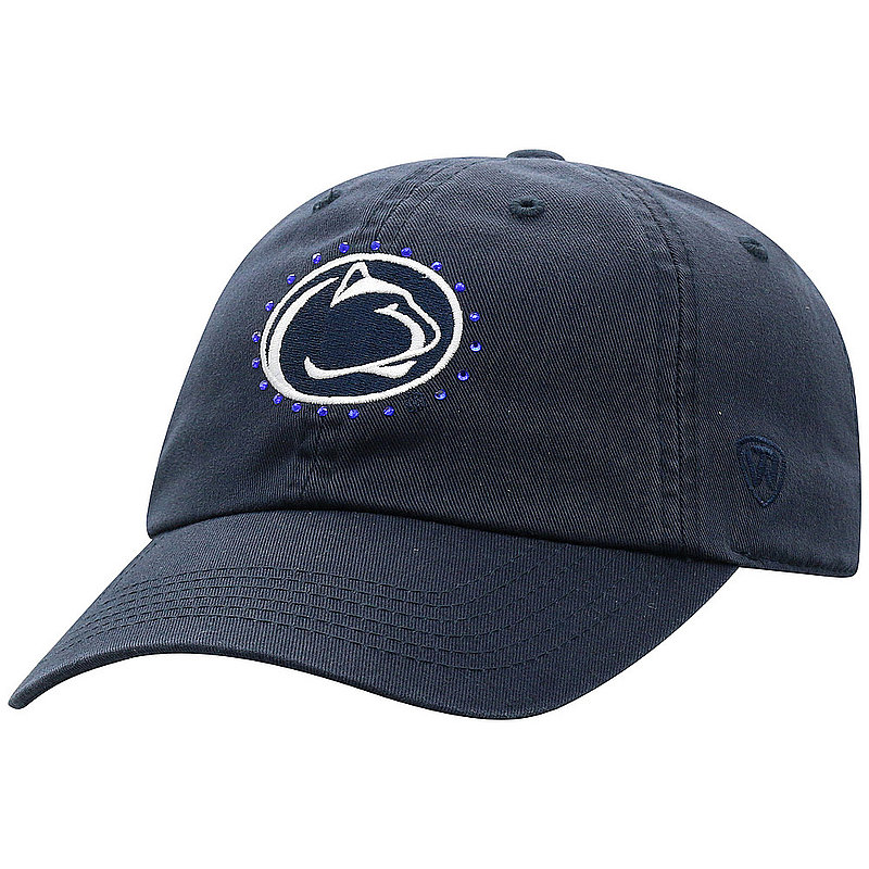 Penn State Women's Jeweled Lion Head Hat Navy Nittany Lions (PSU)