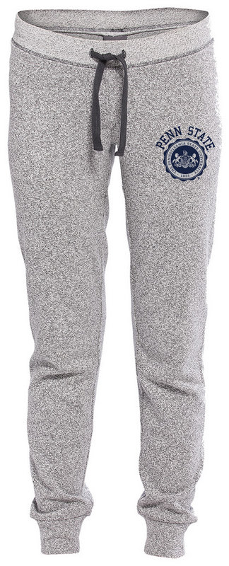c095687670bd Penn State Women s Peppered Charcoal Sweatpants Nittany Lions (PSU)