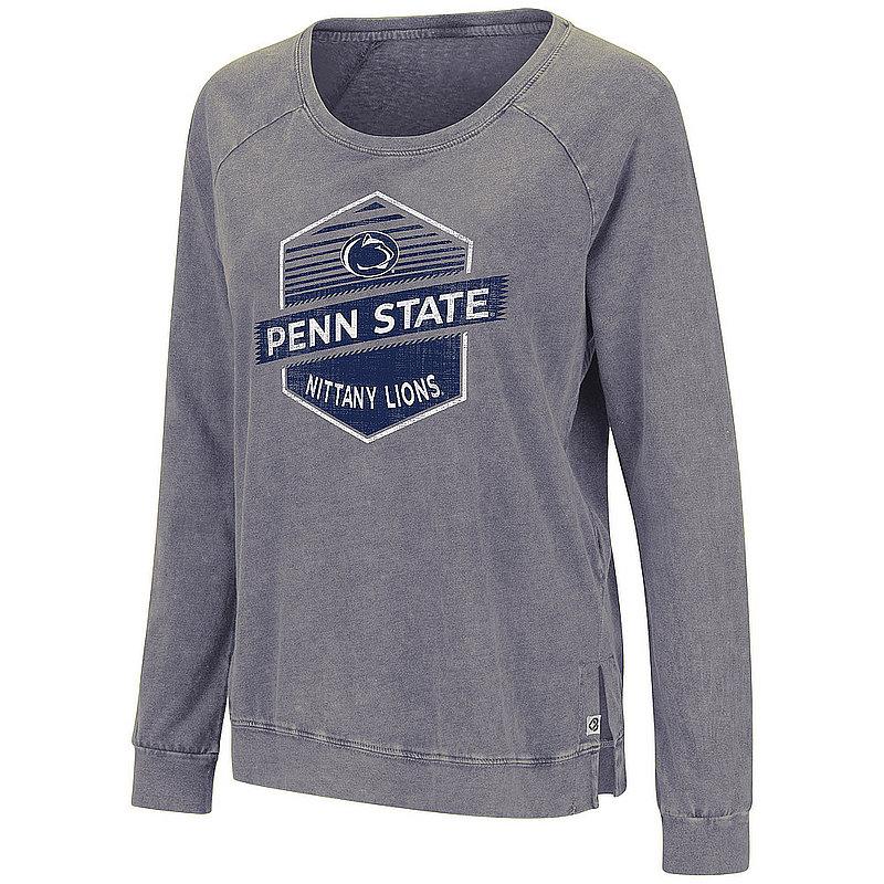 Penn State Women's Raglan Long Sleeve Nittany Lions (PSU)