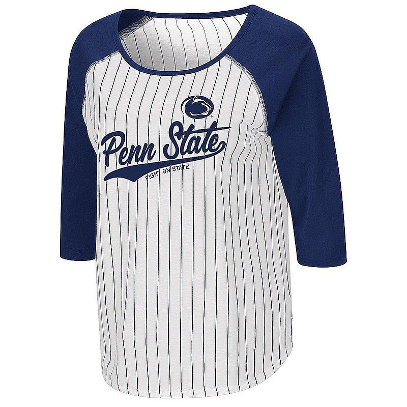 Penn State Women's Roadtrip 3/4 Baseball Sleeve Tee Nittany Lions (PSU)