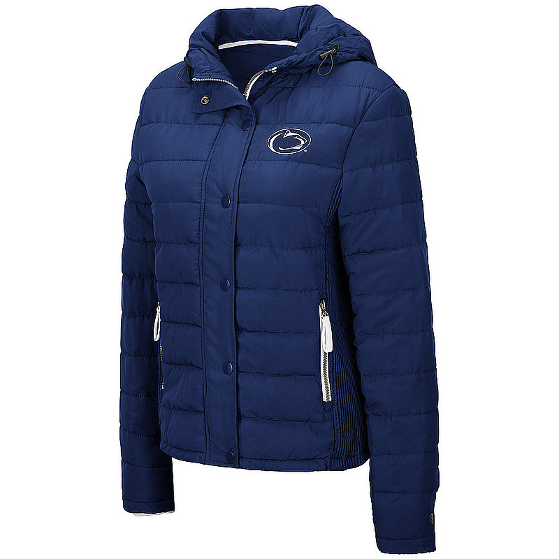 Penn State Women's Winter Quilted Puffer Jacket Nittany Lions (PSU)