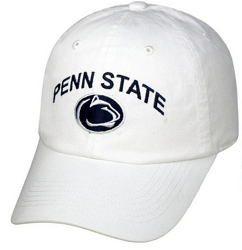 Penn State Youth Arching Over Lion Hat White Nittany Lions (PSU)