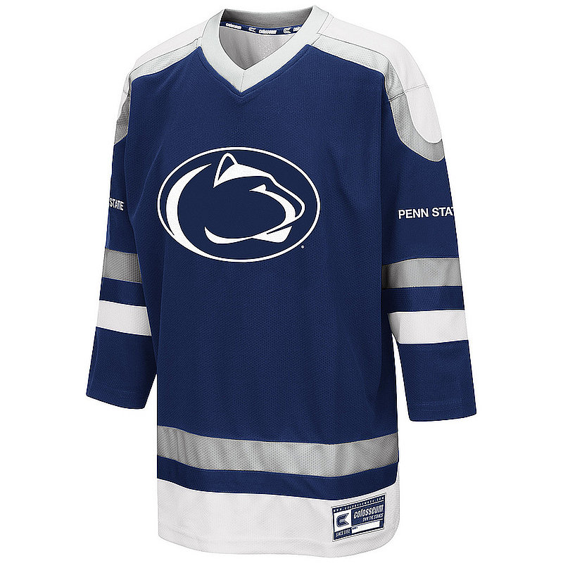 Penn State Youth Athletic Hockey Jersey Nittany Lions (PSU)