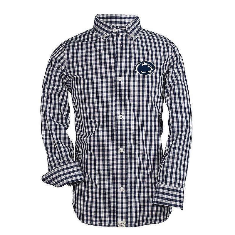 Penn State Youth Boy's Golf Button Down Shirt Nittany Lions (PSU)