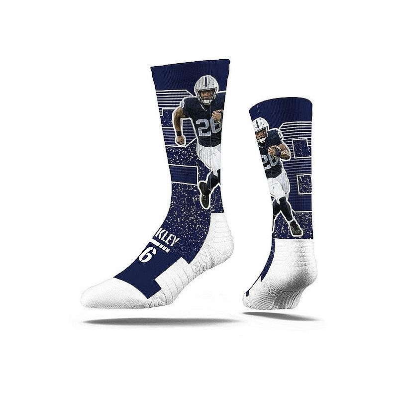 9a6549b785e Strideline Penn State Saquon Barkley Running Socks Nittany Lions (PSU) ( Strideline)