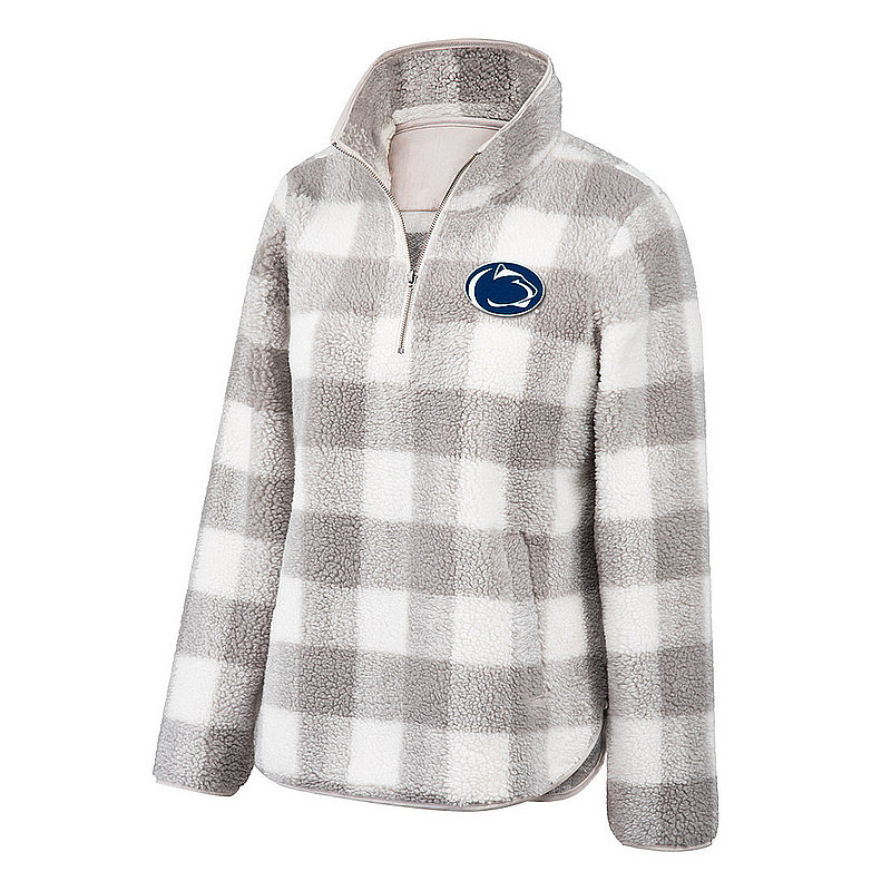 Top of the World Penn State Buffalo Plaid Sherpa Nittany Lions (PSU) (Top of the World)