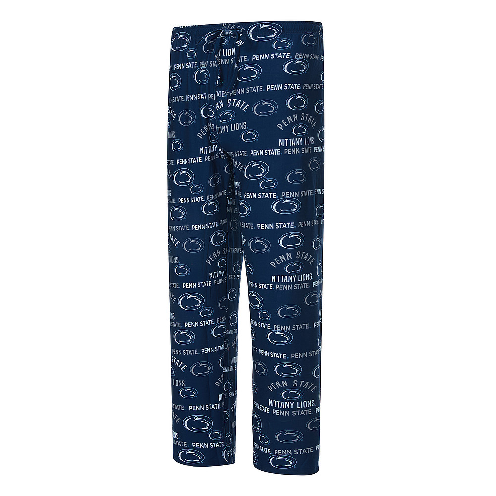 Penn State Allover Mens Super Soft Pajama Pants Nittany Lions (PSU) 10862f593