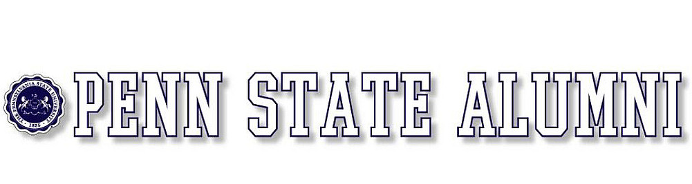 Penn State Alumni Car Decal 20 Nittany Lions Psu