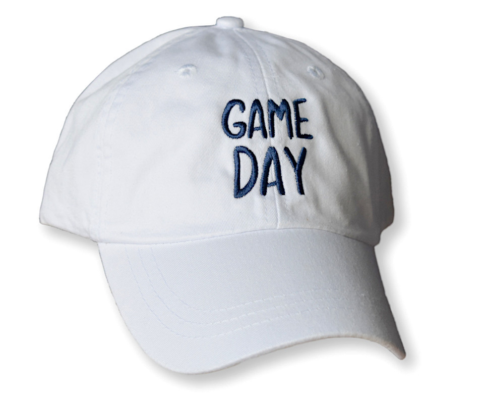 sports shoes 5a8bf 72cf3 Game Day Hat White