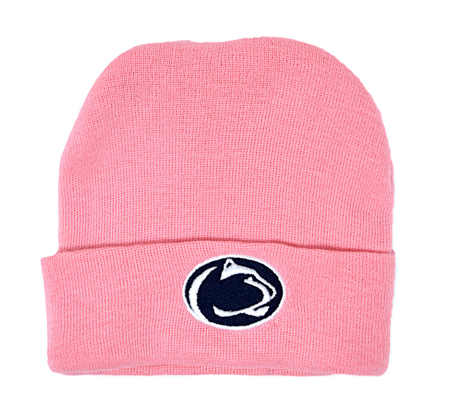Penn State Infant Winter Hat Pink Nittany Lions (PSU) 0e08be7e467