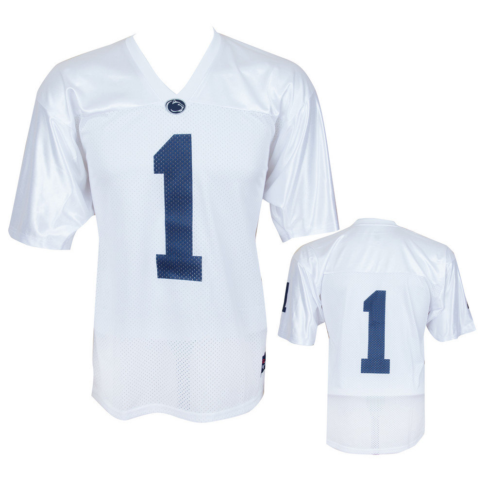 Penn State Nittany Lions Kids Football Jersey White  1 Nittany Lions ... c5cf91410